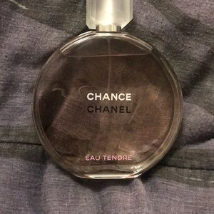 Chanel eau tendre 5 oz
